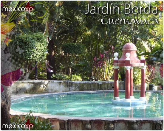 Museo jardin borda en Jardin villa serrano cuernavaca
