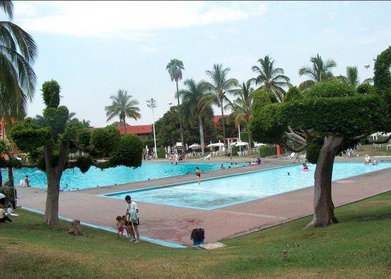 Centro vacacional imss oaxtepec en Villa jardin donde queda