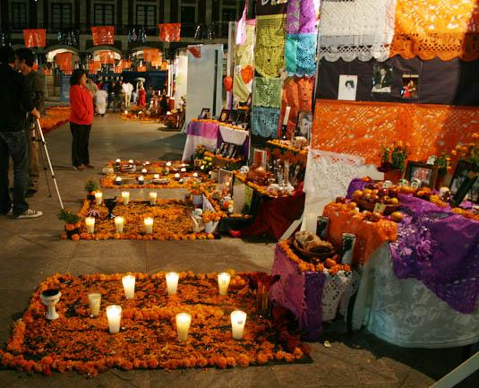 El día de muertos es una de las tradiciones mas ricas que tiene el
