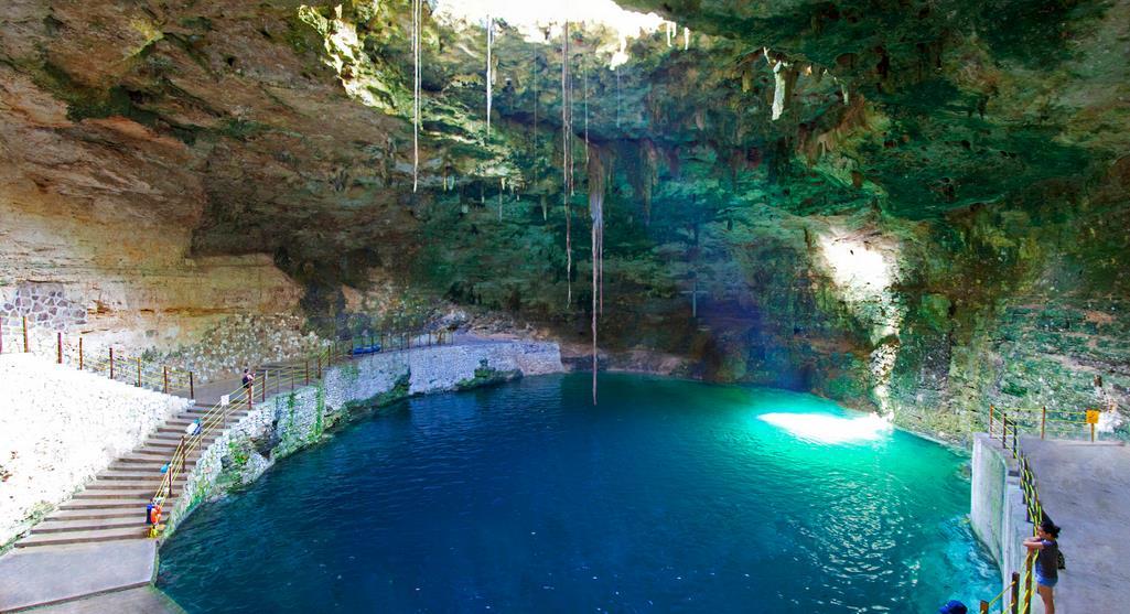Hubiku Cenote (Mérida - Mexico), foto de Jorge Sanmartín Maïssa