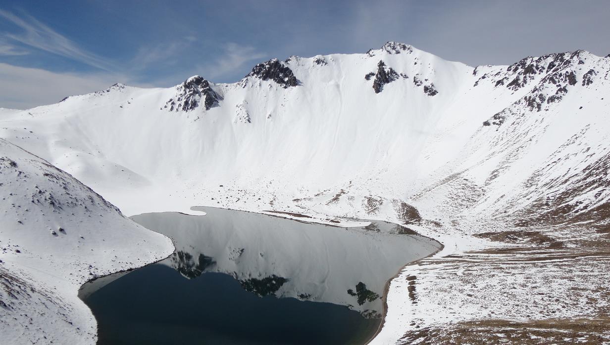Lagunas del Nevado de Toluca, México.