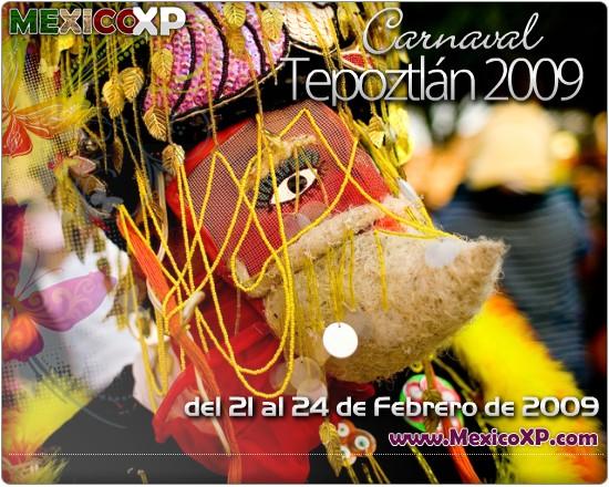 Carnaval De Tepoztlan Del 21 Al 24 De Febrero Del