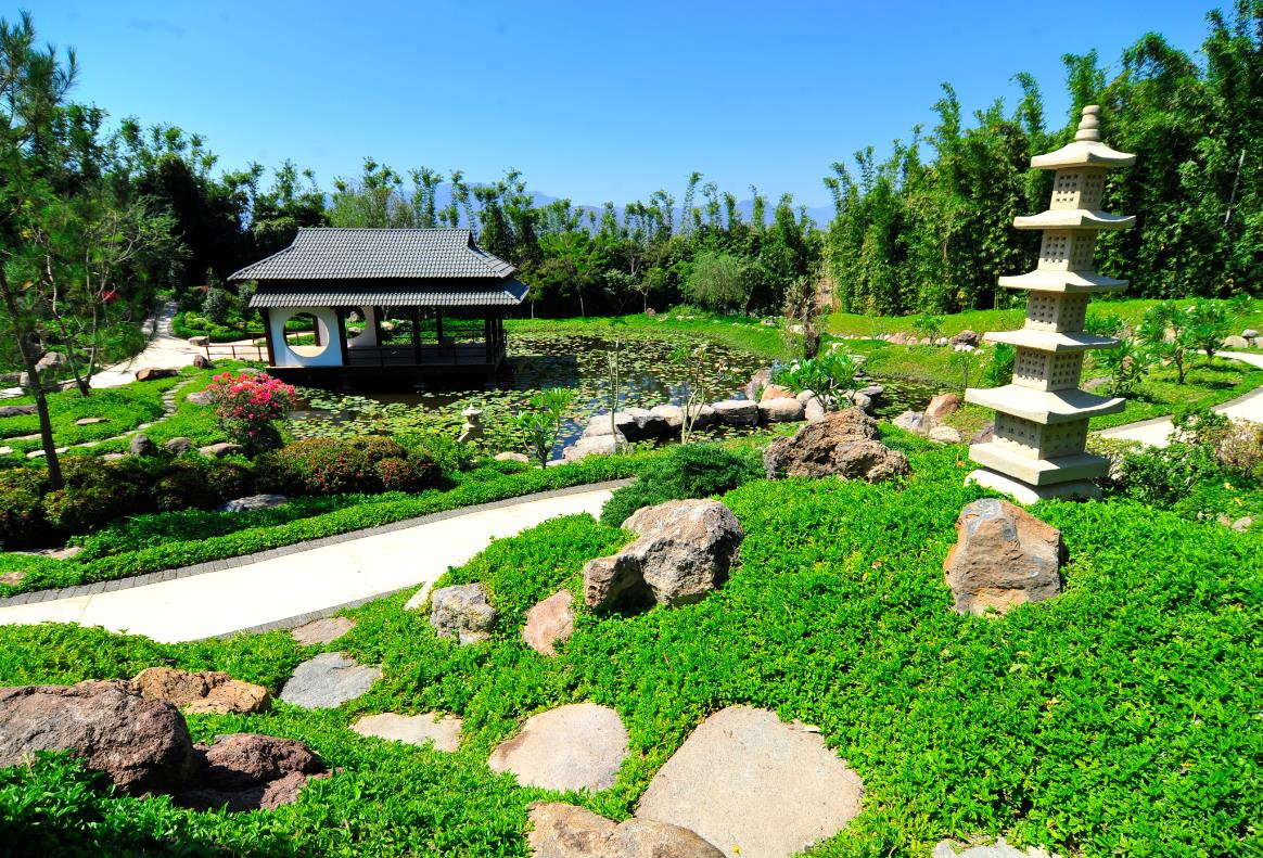 Jardines de m xico en tequesquitengo morelos 7 jard n for Jardin estilo japones