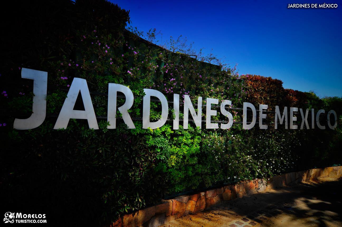 Jardines de México en Tequesquitengo Morelos
